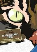 Malen nach Zahlen: Faszinierende Tiere Malen und Basteln;Bastel- und Malbücher - Ravensburger