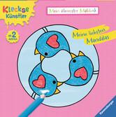 Mein allererster Malblock: Meine liebsten Mandalas Kinderbücher;Malbücher und Bastelbücher - Ravensburger
