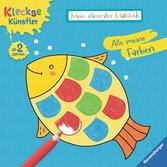 Mein allererster Malblock: Alle meine Farben Kinderbücher;Malbücher und Bastelbücher - Ravensburger