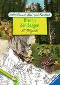 Mein Wimmel-Mal- und Rätselbuch Ali Mitgutsch: Hier in den Bergen Malen und Basteln;Bastel- und Malbücher - Ravensburger
