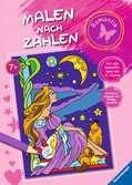 Malen nach Zahlen: Romantik Malen und Basteln;Bastel- und Malbücher - Ravensburger