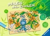 Malen nach Zahlen: Zen-Art Kinderbücher;Malbücher und Bastelbücher - Ravensburger