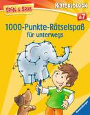 1000-Punkte-Rätselspaß für unterwegs Kinderbücher;Lernbücher und Rätselbücher - Ravensburger
