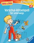 Vorschul-Rätselspaß für unterwegs Kinderbücher;Lernbücher und Rätselbücher - Ravensburger