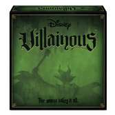 Disney Villainous™ The worst takes it all Games;Family Games - Ravensburger