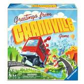 Greetings from Grandville™ Games;Family Games - Ravensburger