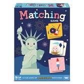 Americana Matching Game Games;Children's Games - Ravensburger