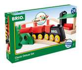 Circuit Tradition Deluxe BRIO;BRIO Trains - Ravensburger