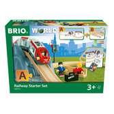 BRIO Eisenbahn Starter Set A BRIO;BRIO Eisenbahn - Ravensburger