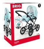 BRIO Puppenwagen Combi, türkis BRIO;Rollenspielzeug - Ravensburger
