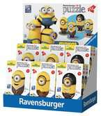 Minion Shaped 3D Puzzle Assortment 3D Puzzle®;Character 3D Puzzle® - Ravensburger