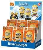 Shaped Minion 3D Puzzle Assortment 3D Puzzle®;Character 3D Puzzle® - Ravensburger