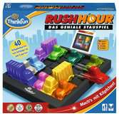 Rush Hour Thinkfun;Rush Hour - Ravensburger