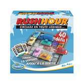 Rush Hour (F) ThinkFun;Rush Hour - Ravensburger
