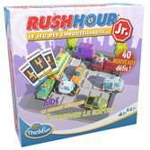 Rush Hour Junior (F) ThinkFun;Rush Hour - Ravensburger