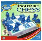Solitaire Chess? Thinkfun;Logikspiele - Ravensburger