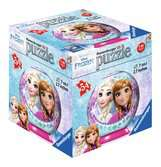 Disney Frozen 3D Puzzle Assortment, 54pc 3D Puzzle®;Character 3D Puzzle® - Ravensburger