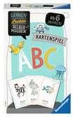 Lernen Lachen Selbermachen: Kartenspiel ABC Lernen und Fördern;Lernspiele - Ravensburger