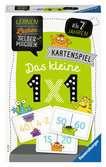 Lernen Lachen Selbermachen: Kartenspiel Das kleine 1 x 1 Lernen und Fördern;Lernspiele - Ravensburger