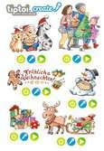 tiptoi® REWE Weihnachtssticker tiptoi®;tiptoi® Sticker - Ravensburger