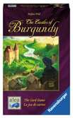 The Castles of Burgundy - The Card Game Games;Strategy Games - Ravensburger