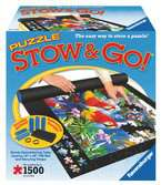 New Stow & Go! Puzzle Storage Puzzles;Puzzle Accessories - Ravensburger