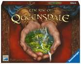 The Rise to Queensdale Games;Strategy Games - Ravensburger