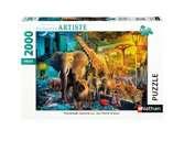 Puzzle N 2000 p - Promenade nocturne Puzzle;Puzzle adulte - Ravensburger