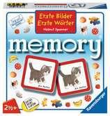 Erste Bilder − Erste Wörter memory® Spiele;Kinderspiele - Ravensburger