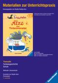 Materialien zur Unterrichtspraxis - Ursel Scheffler: Ätze, das Tintenmonster (Schulausgabe in Broschur) Bücher;Materialien zur Unterrichtspraxis - Ravensburger