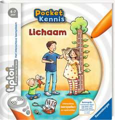 tiptoi® pocket kennis: Lichaam - image 1 - Click to Zoom