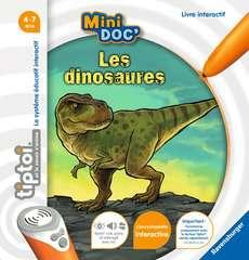 tiptoi® - Mini Doc' - Les dinosaures - Image 1 - Cliquer pour agrandir