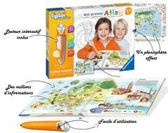 tiptoi® - Coffret complet lecteur interactif + Livre Atlas - Image 5 - Cliquer pour agrandir