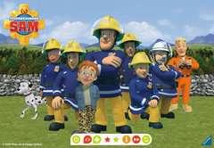 tiptoi® Puzzle für kleine Entdecker: Feuerwehrmann Sam - Bild 3 - Klicken zum Vergößern