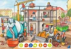 tiptoi® Puzzle für kleine Entdecker: Baustelle - Bild 4 - Klicken zum Vergößern