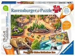 tiptoi® Puzzle für kleine Entdecker: Zoo - Bild 1 - Klicken zum Vergößern