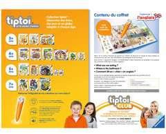 tiptoi® - Coffret complet lecteur interactif + Livre J'apprends l'anglais - Image 2 - Cliquer pour agrandir