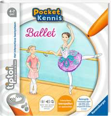 tiptoi® pocket kennis: ballet - image 1 - Click to Zoom