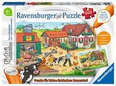 tiptoi® Puzzle für kleine Entdecker: Bauernhof - Bild 1 - Klicken zum Vergößern