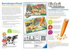 tiptoi® Puzzle für kleine Entdecker: Bauernhof - Bild 2 - Klicken zum Vergößern