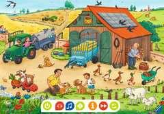 tiptoi® Puzzle für kleine Entdecker: Bauernhof - Bild 4 - Klicken zum Vergößern