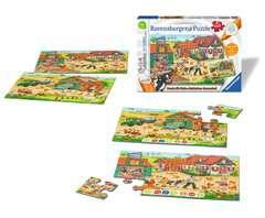 tiptoi® Puzzle für kleine Entdecker: Bauernhof - Bild 5 - Klicken zum Vergößern