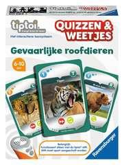 tiptoi® - Quizzen & weetjes: Gevaarlijke roofdieren - image 1 - Click to Zoom