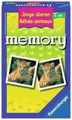 memory® Bébés animaux - Image 1 - Cliquer pour agrandir