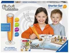 tiptoi® Starter-Set: Stift und Jahreszeiten-Buch - Bild 1 - Klicken zum Vergößern
