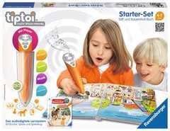 tiptoi® Starter-Set: Stift und Bauernhof-Buch - Bild 1 - Klicken zum Vergößern