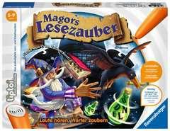 tiptoi® Magors Lesezauber - Bild 1 - Klicken zum Vergößern