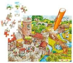 tiptoi® Puzzeln, Entdecken, Erleben: Die Ritterburg - Bild 4 - Klicken zum Vergößern