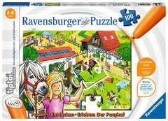 tiptoi® Puzzeln, Entdecken, Erleben: Der Ponyhof - Bild 1 - Klicken zum Vergößern