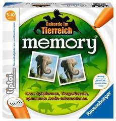 tiptoi® memory Rekorde im Tierreich - Bild 1 - Klicken zum Vergößern